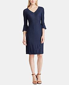 American Living Ponté-Knit Dress