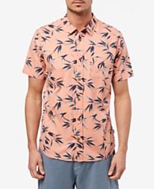 Jack O'Neill Men's Bamboo Short Sleeve Woven Shirt