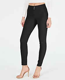 Women's Original Smoothing Denim Leggings, Created for Macy's