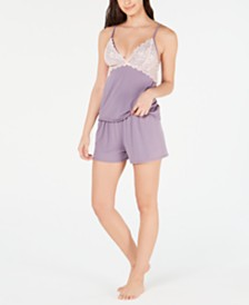Flora Delia Cami Top and Shorts Set