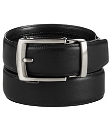 Men's Big & Tall Track Lock Casual Belt