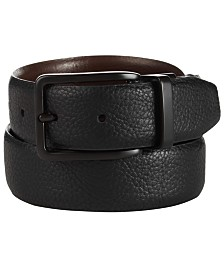 Kenneth Cole Reaction Men's Comfort Stretch Reversible Dress Belt