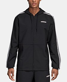 Men's Essentials Hooded Windbreaker