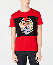 Just Cavalli Men's Slim-Fit Graphic T-Shirt