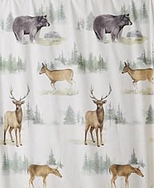 Ltd. Home on the Range Shower Curtain