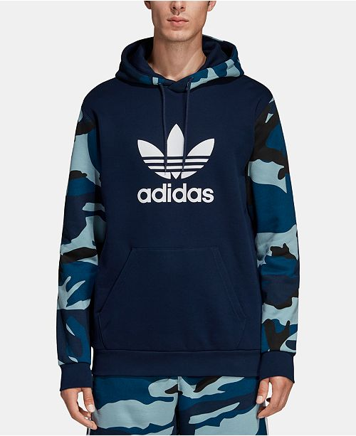 Men's adidas Hoodies & Sweatshirts | Clothing | 6pm