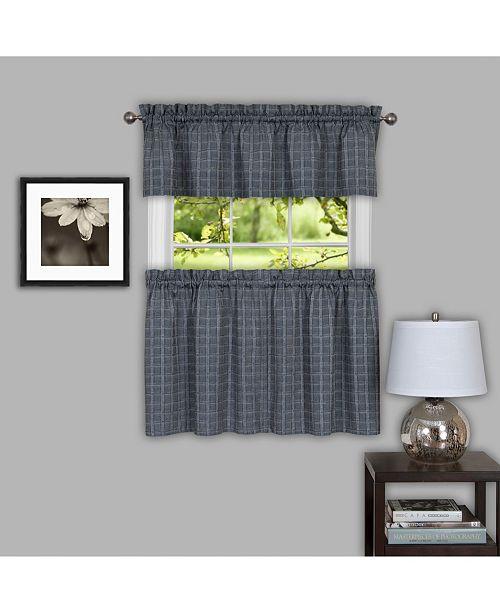 Achim Sydney 58x14 Window Curtain Valance
