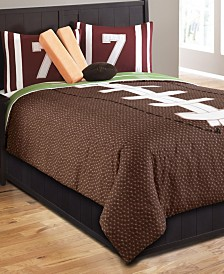 Field Goal 6 Pc Comforter Sets