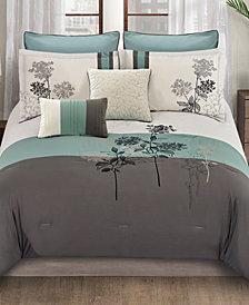 Emilie 8 Pc King Comforter Set