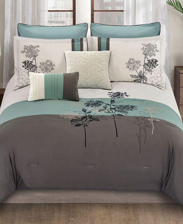 Riverbrook Home - Emilie 8 Pc Comforter Sets
