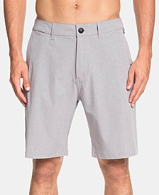 "Men's Heather Amphibian 20"" Board Shorts"