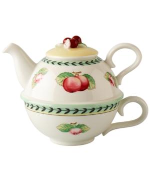 Villeroy & Boch Dinnerware, French Garden Tea Set For One
