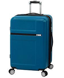 "London Fog Southbury 25"" Hardside Expandable Spinner Suitcase, Created for Macy's"
