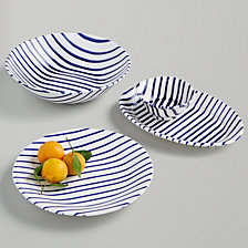 Vietri Stripe Dinnerware Collection