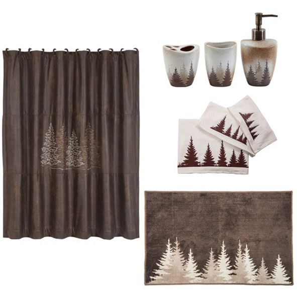 HiEnd Accents 20-Pc. Clearwater Bathroom Set