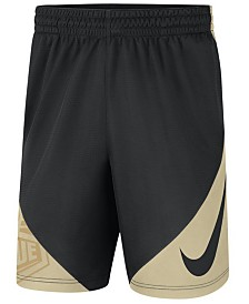 Nike Men's Purdue Boilermakers Hybrid Shorts