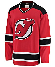 Authentic NHL Apparel Men's New Jersey Devils Heritage Breakaway Jersey