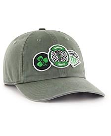 Boston Celtics Diamond Patch CLEAN UP MF Cap