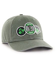 '47 Brand Boston Celtics Diamond Patch CLEAN UP MF Cap