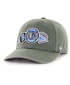 '47 Brand Dallas Mavericks Diamond Patch CLEAN UP MF Cap