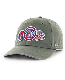 '47 Brand Philadelphia 76ers Diamond Patch CLEAN UP MF Cap