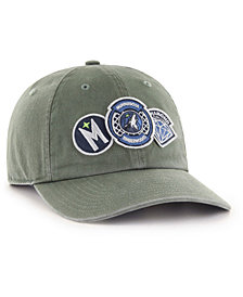 '47 Brand Minnesota Timberwolves Diamond Patch CLEAN UP MF Cap