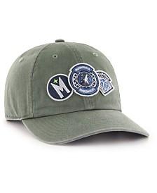 '47 Brand Minnesota Timberwolves Diamond Patch CLEAN UP MF Cap