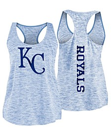 Women's Kansas City Royals Space Dye Tank