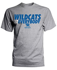 Top of the World Men's Kentucky Wildcats Wildcats VS. Everybody T-Shirt
