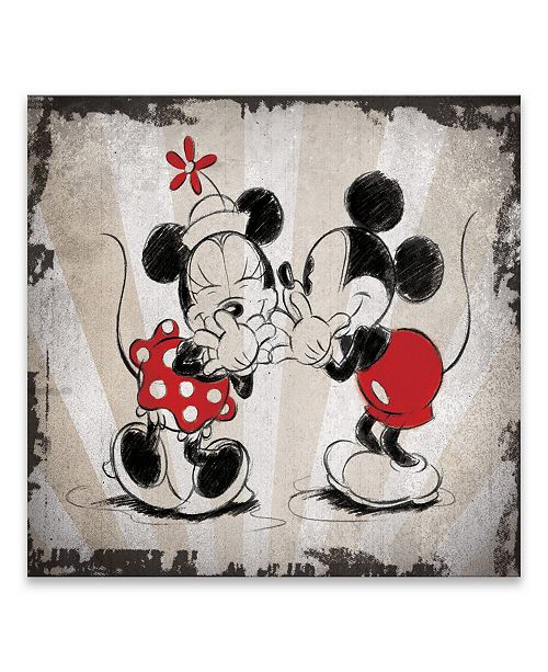 Artissimo Designs Mickey and Minnie