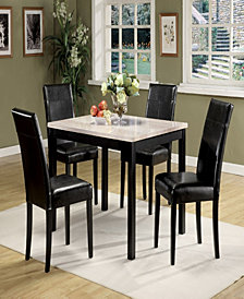Portland 5-Piece Dining Set