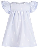 4e0ac01b09 First Impressions Baby Girls Printed Cotton Dress