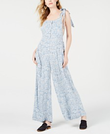 Free People Sugar Sands One-Piece Jumpsuit