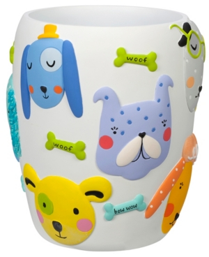 Creative Bath Arf Wastebasket Bedding