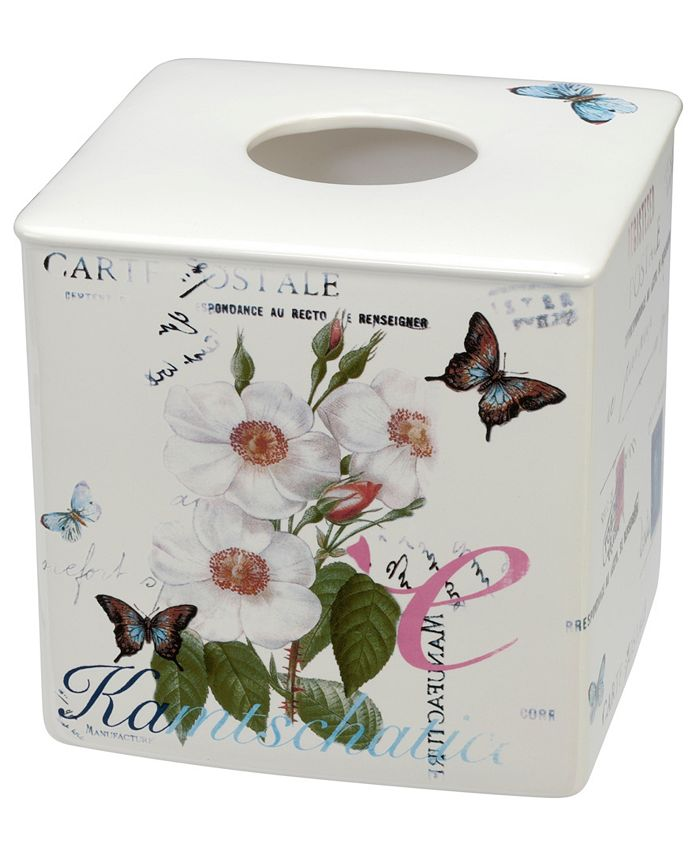 Creative Bath - Botanical Diary Boutique Tissue Holder