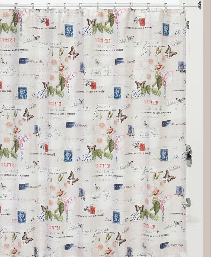 Creative Bath - Botanical Diary Shower Curtain