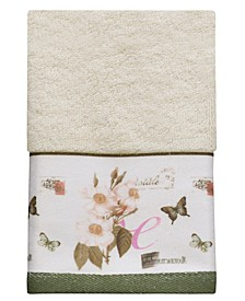 Botanical Diary Fingertip Towel