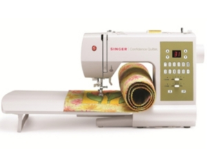Image of Singer 7469Q Confidence Quilter Electric Sewing Machine