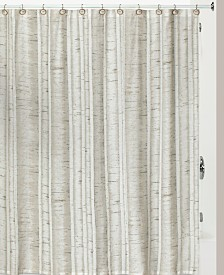 Hautman Brothers White Birch Shower Curtain