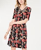 33e2e2f29a NY Collection Petite Dresses for Women - Macy s