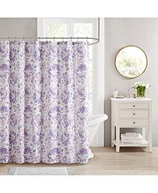 "Decor Studio Melody 72"" x 72"" Shower Curtain"