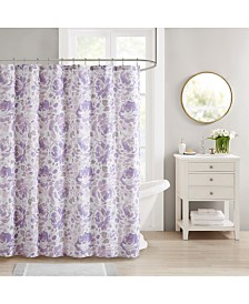 "Decor Studio Melody 72"" x 72"" Shower Curtain"