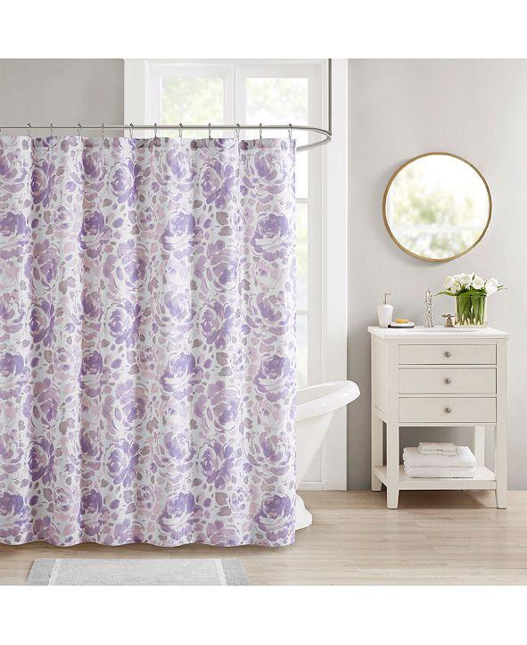"JLA Home Decor Studio Melody 72"" x 72"" Shower Curtain"
