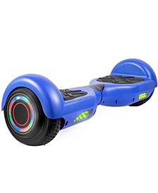 Hoverboard with Bluetooth Speakers