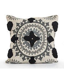 LR Home Star lake Throw Pillow