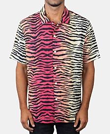 Neff Men's Woven Graphic Shirt