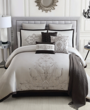 Closeout! Eminence 200-Thread Count 14-Pc. California King Comforter Set, Created for Macy's Bedding