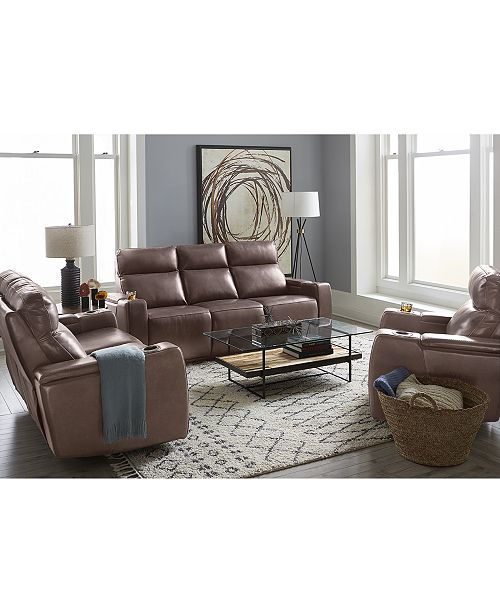Pleasing Oaklyn Fabric Leather Sofa Collection Lamtechconsult Wood Chair Design Ideas Lamtechconsultcom