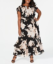 Plus Size Beach Dresses  Shop Plus Size Beach Dresses - Macy s 679ebff58576