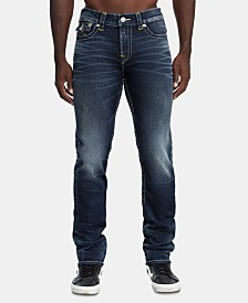 True Religion Men's Slim-Fit Midnight Jeans